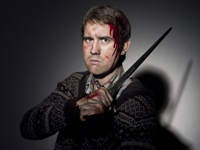 NA HARRY POTTER LONGBOTTOM WILL CUT YOUR FUCKING HEAD OFF