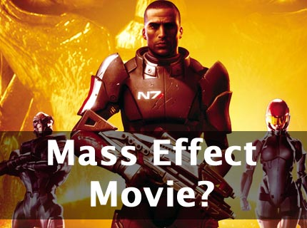 Comic Con 2011: Mass Effect Movie Details Emerge?