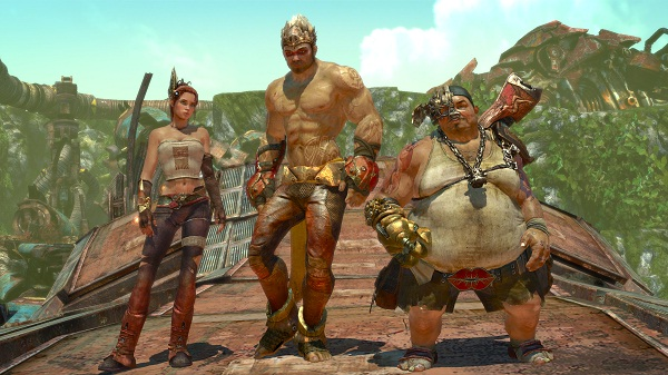 Summer Game Pile: Enslaved: Odyssey To The West