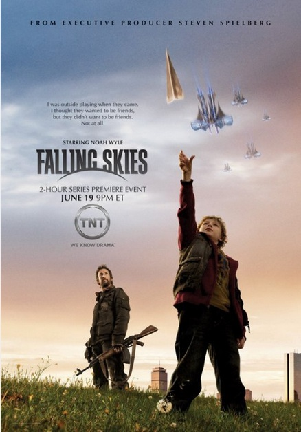 Falling Skies: Can You Survive The Alien Apocalypse?