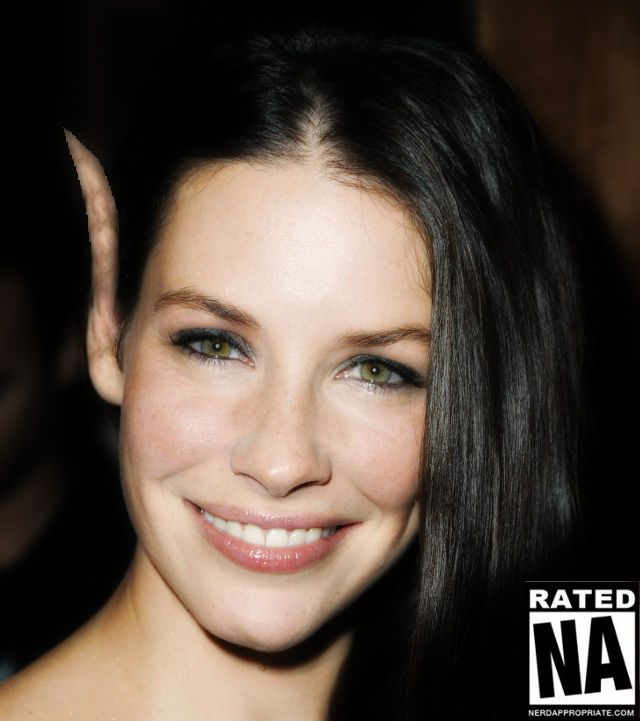 Evangeline Lilly Embraces Her Inner-elf And Joins The Cast Of The Hobbit