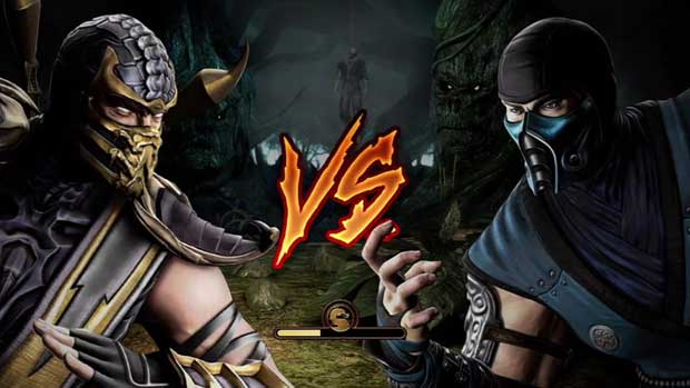 NA MORTAL KOMBAT FIGHT