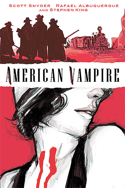 American Vampire: A Review