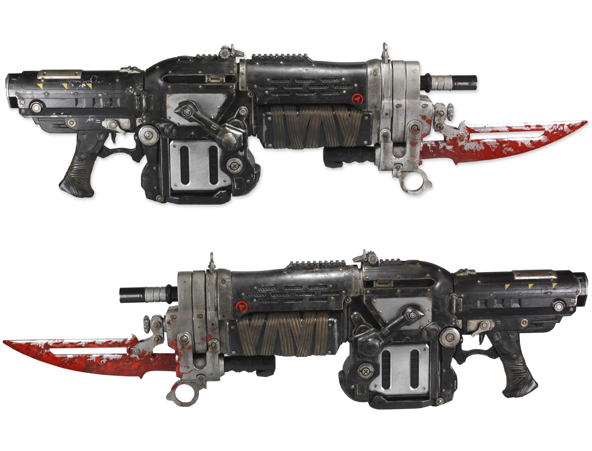 Gears 3: Execute Your Friends!  Full Scale Retro-lancers For Sale From EPIC?