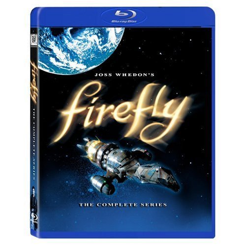 Joss Whedon's FIREFLY On Blu Ray Only $23.49 For 24 Hours!