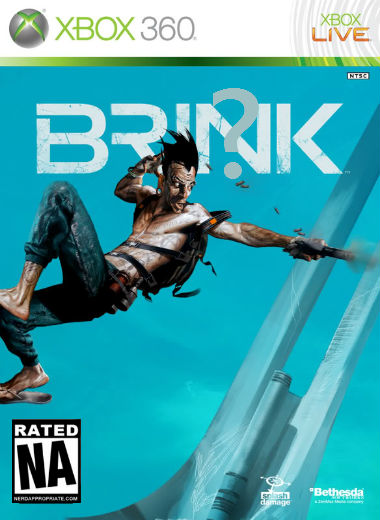 BRINK: You'll Shoot Your Eye Out!! (a Review)