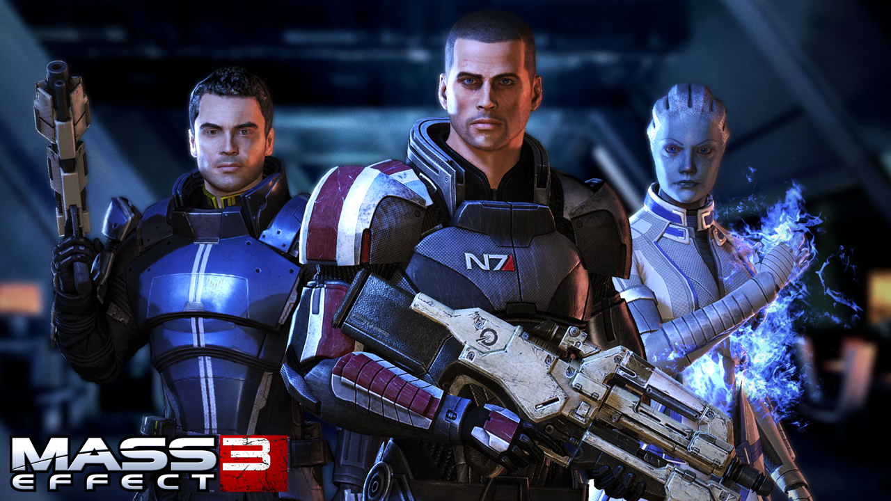 Mass Effect 3: Massive Character And Plot Details Emerge (with Commentary)