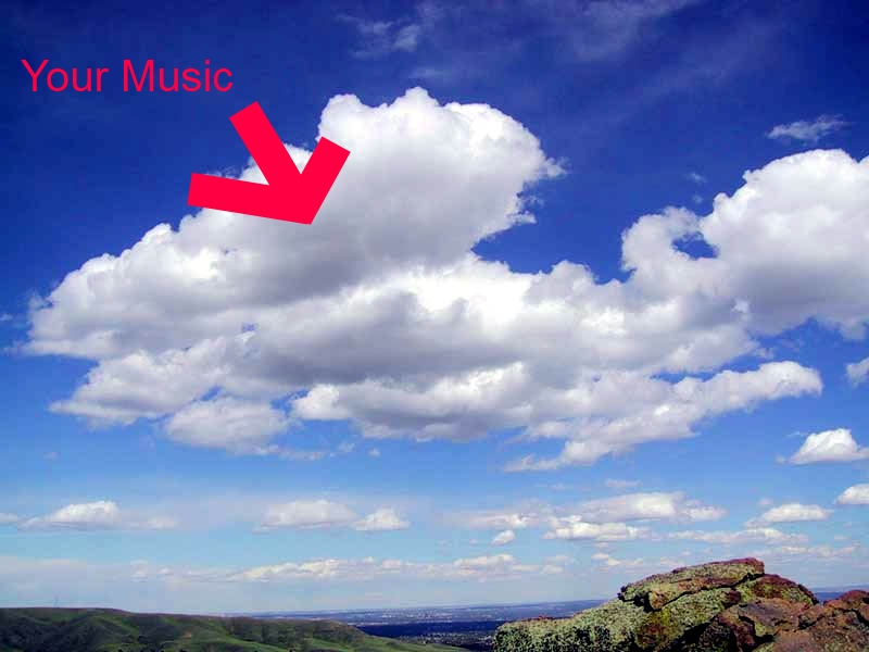 Another Cloud Music Player…