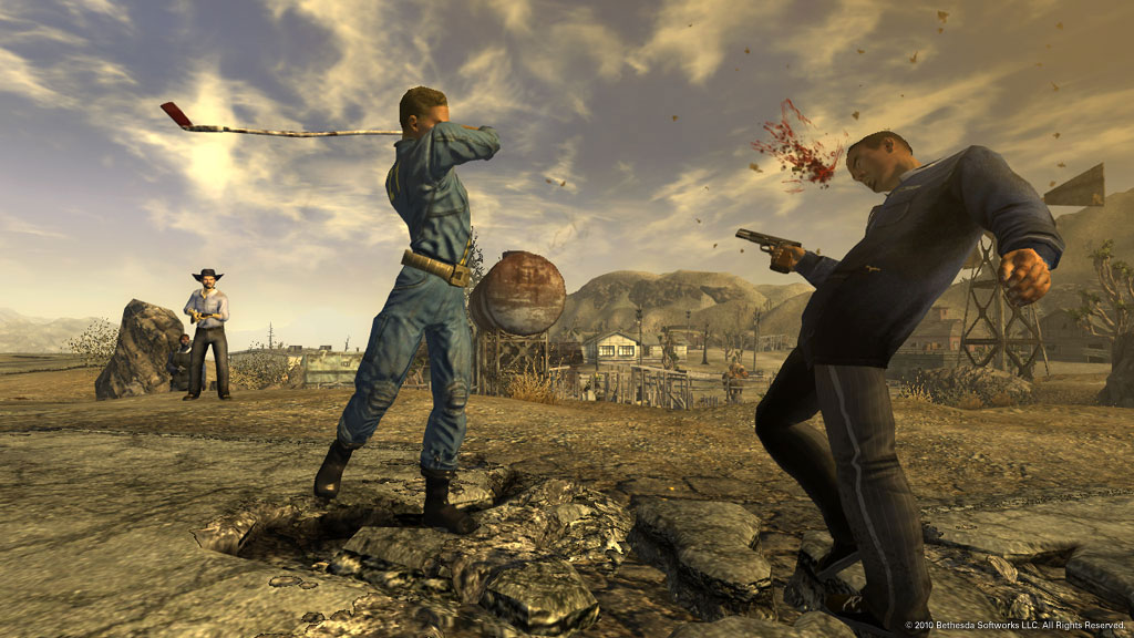 Fallout New Vegas DLC On Its Way
