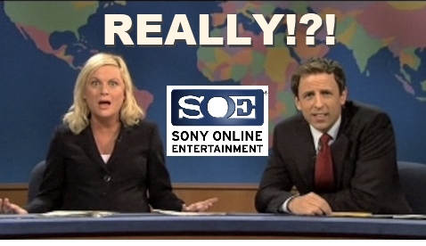 Oh, And Sony Online (SOE) Data Is Compromised Too