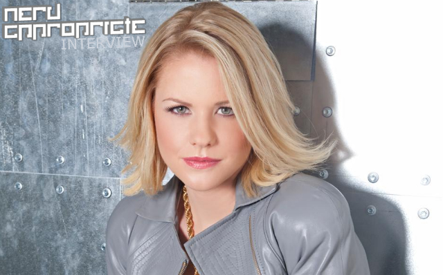 Carrie Keagan: The Nerd Appropriate Interview