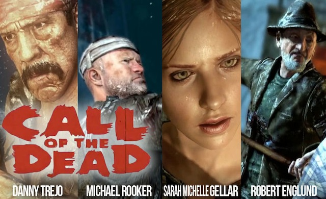Romero's Call Of The Dead: A Nerdsplosion!