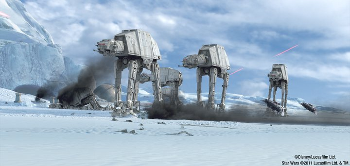 Star Wars: Are You Ready For Disney's New Star Tours?