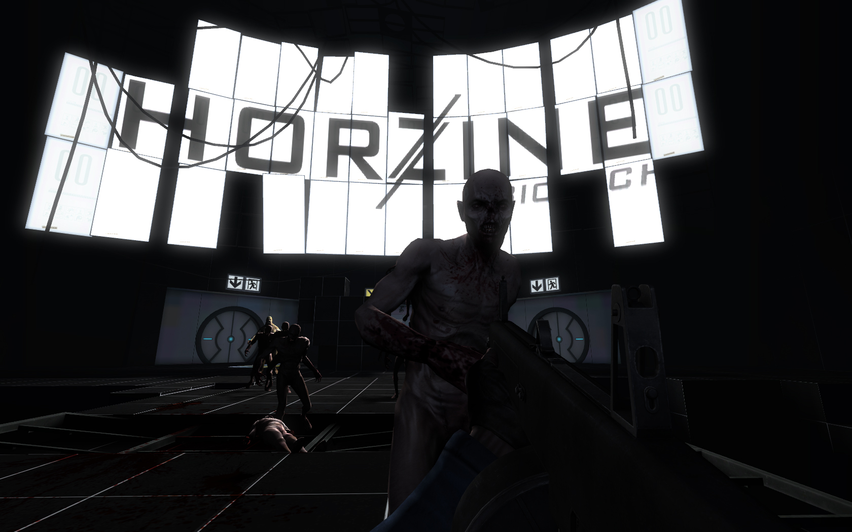 Portal-Infested Killing Floor Content Released (Leaked?)