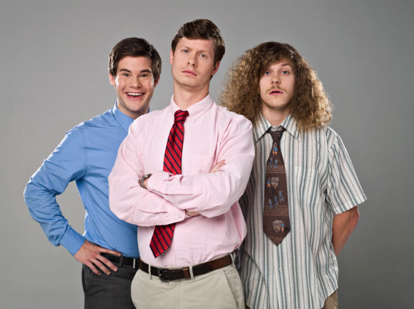 Comedy Central's Workaholics: Exclusive Interview (part  II)