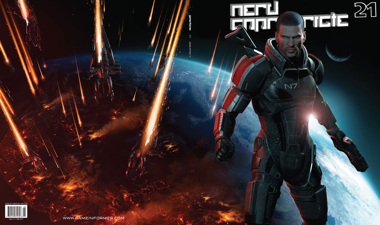 Mass Effect 3: Opening Sequence Confirmed (and We Called It!)