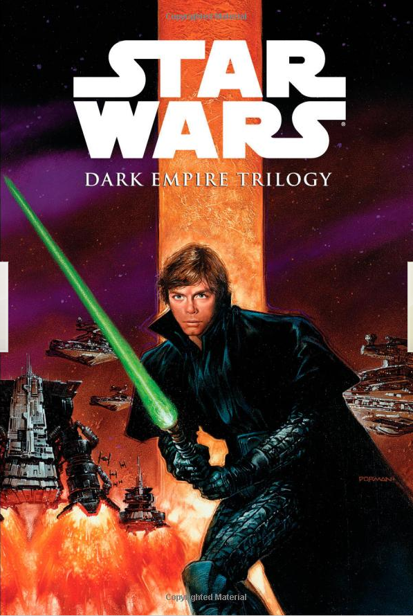 Twitter Contest: Enter To Win A Copy Of Star Wars Dark Empire Trilogy In HC