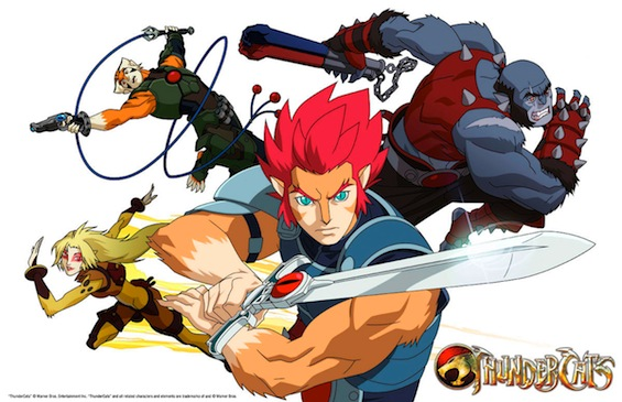 Thundercats: Wondercon Trailer (Hooo?)