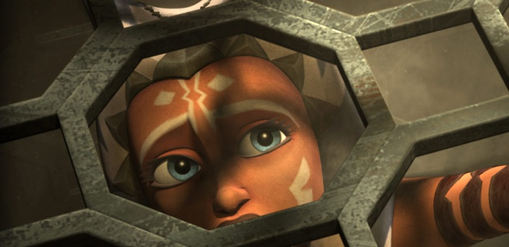 Star Wars: The Clone Wars – Season 3 Finale – It's Not Wise To Upset A Wookie.