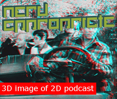 Rated NA 20: Live (7:30 EST) — 2D Image Of A 3D Podcast.