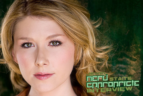 Jewel Staite: The Nerd Appropriate Interview