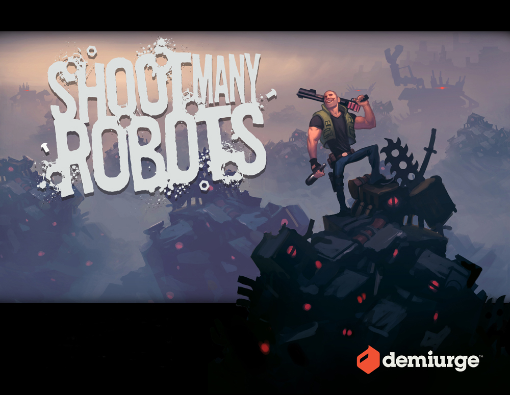 Shoot Many Robots: PAX East Preview