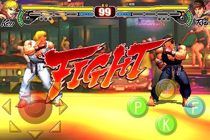 Buy Street Fighter IV For Your IPhone And Donate To Japan Relief