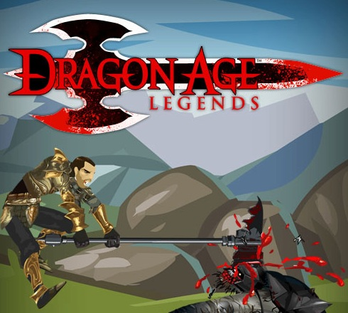DA Legends Title