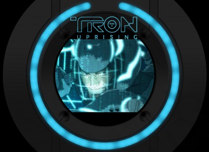 Tron Uprising Trailer Released