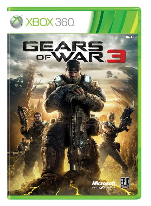 Comic-Con 2011: In The Comic-Con Trenches With Gears Of War 3 (video)