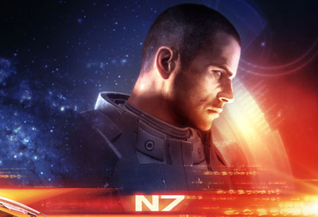Commander Shepard: The Official Music Video