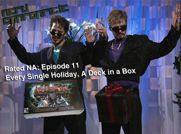 Rated NA Episode 11: Every Single Holiday, A Deck In A Box