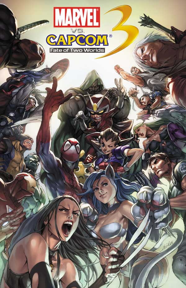 Marvel Vs. Capcom 3: Final Justice Review