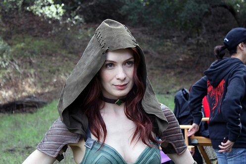 Felicia Day: Dragon Age Redemption *updated -w- Teaser!*