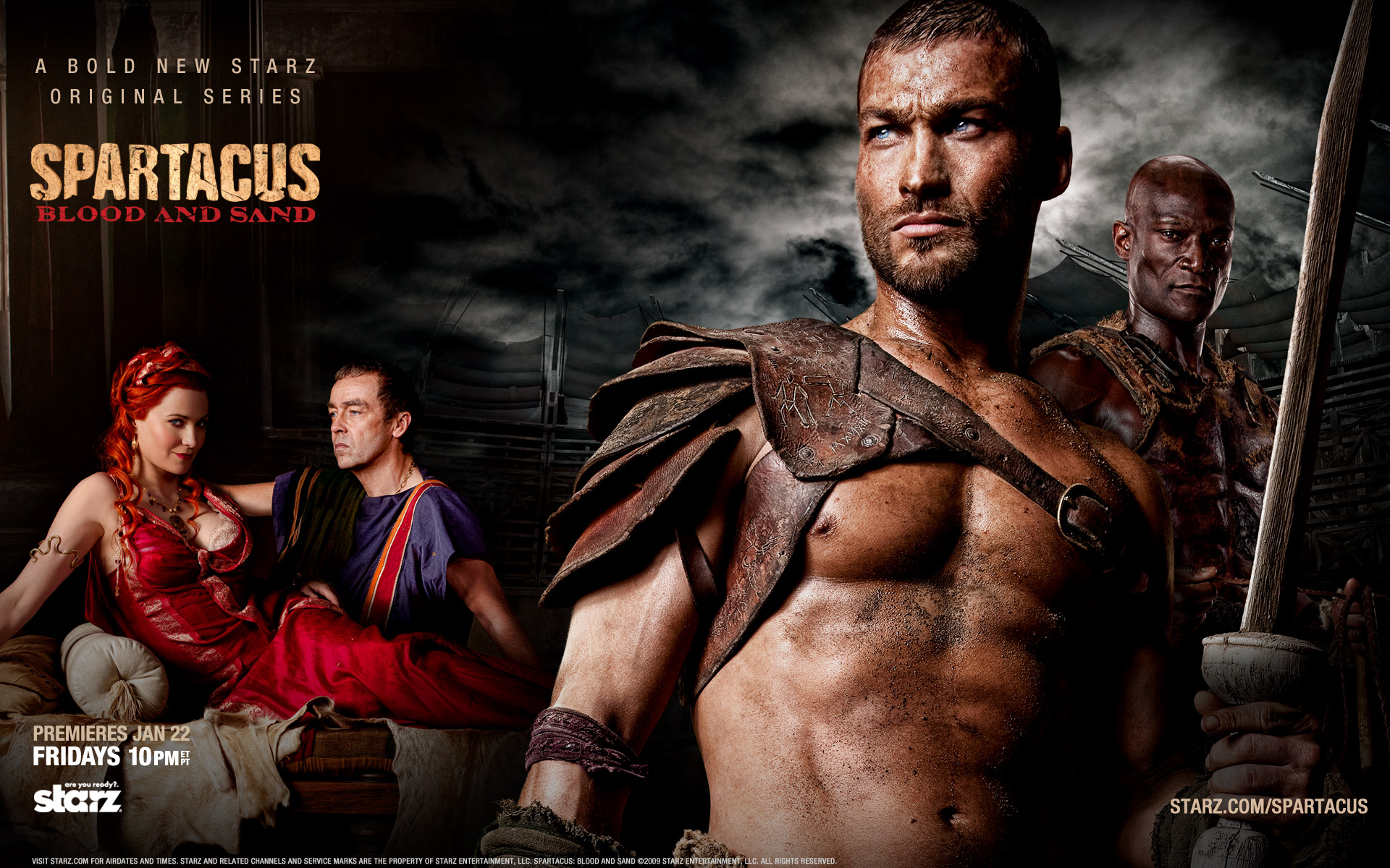 Spartacus: Heavy Metal TV