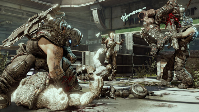 New Gears 3 Screens: Who Are They?