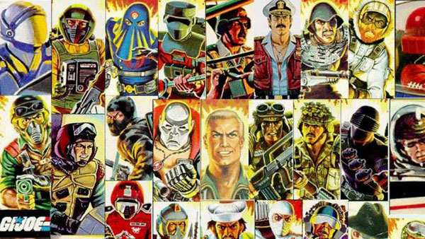 Leave Your Childhood Behind: A GI Joe Comic All Grown Up