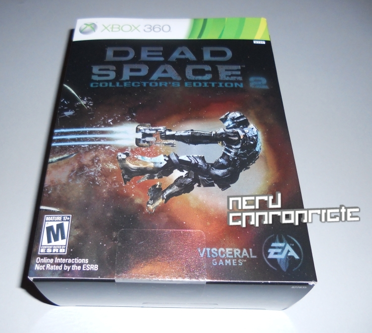 Dead Space 2 Collector's Edition: Unboxing