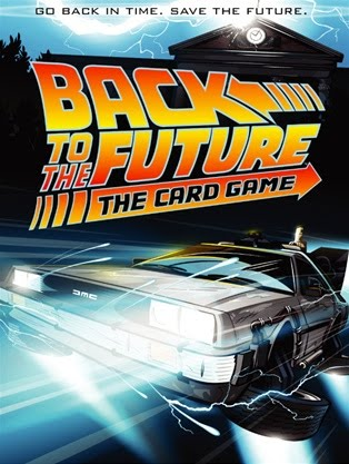 Looney Labs' Back To The Future  The Card Game