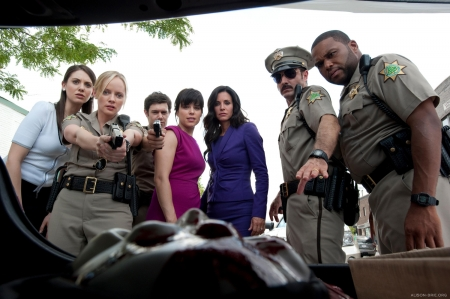Scream 4: New Trailer Drops (literally!)