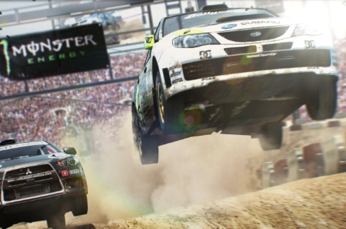 DiRT 2: Arcade Racing Done Right