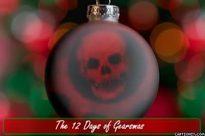 Gears Of War 2: 12 Days Of Gearsmas Event!