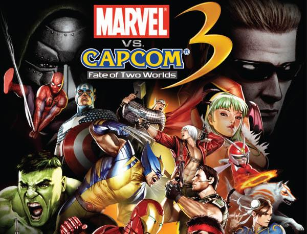 Marvel Vs. Capcom III: New Trailer!  Now With More T-virus.