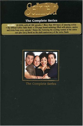 Deal Alert! Complete Seinfeld For $84.49