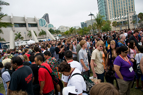 Comic-con Tickets: A Saga *UPDATED* *UPDATED AGAIN*