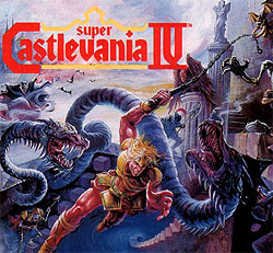 Retro-review: Super Castlevania IV