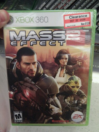 Mass Effect 2 Only $13.98 At Target