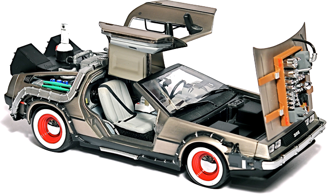 Do You Have $250 And A Hard On For Back To The Future?