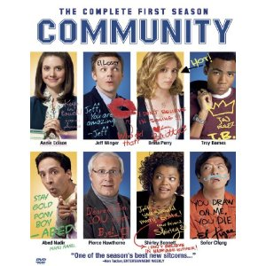 COMMUNITY IS ONLY $12 ON AMAZON TODAY!