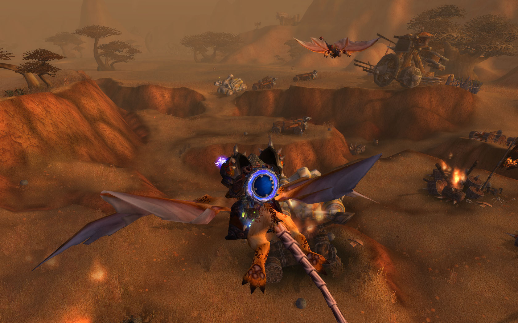 The Barrens Now Split By Earthquake